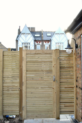JDK Builders - After - Fencing