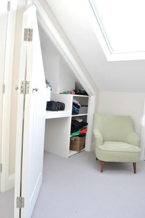 JDK Builders - After - Loft Bedroom