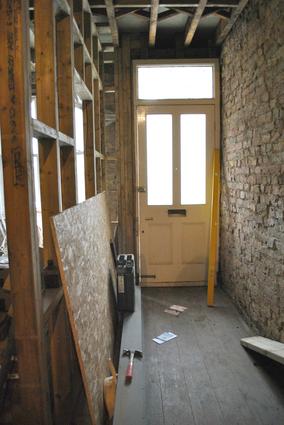 JDK Builders - Before - Hallway