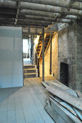 JDK Builders - Before - Living Room